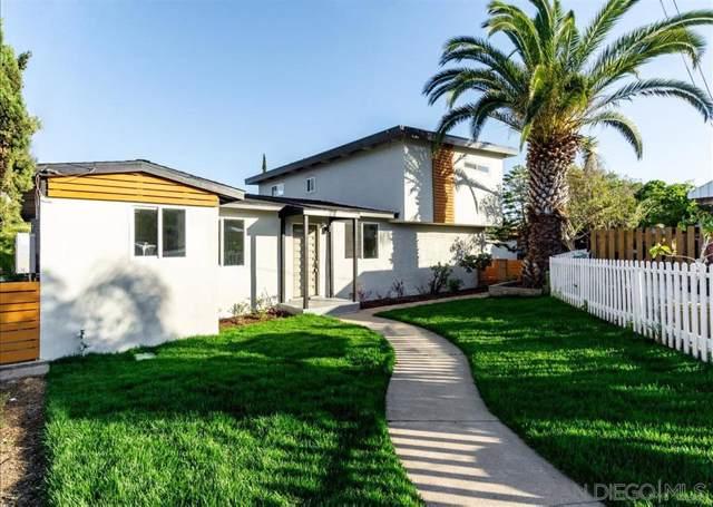 6993 Howe Ct, San Diego, CA 92111 (#190038332) :: Coldwell Banker Residential Brokerage