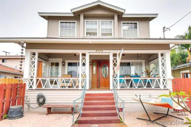4014 32Nd St, San Diego, CA 92104 (#190040168) :: Ascent Real Estate, Inc.