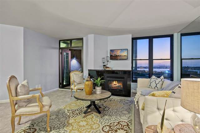 500 W Harbor Dr. #1218, San Diego, CA 92101 (#190052878) :: Pugh-Thompson & Associates