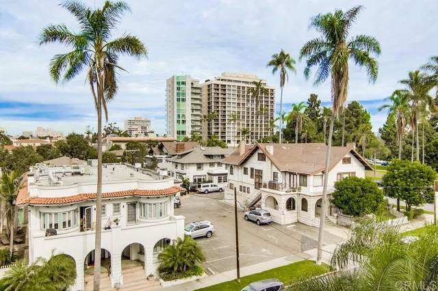 3275 Fifth Ave #402, San Diego, CA 92103 (#190062122) :: Neuman & Neuman Real Estate Inc.