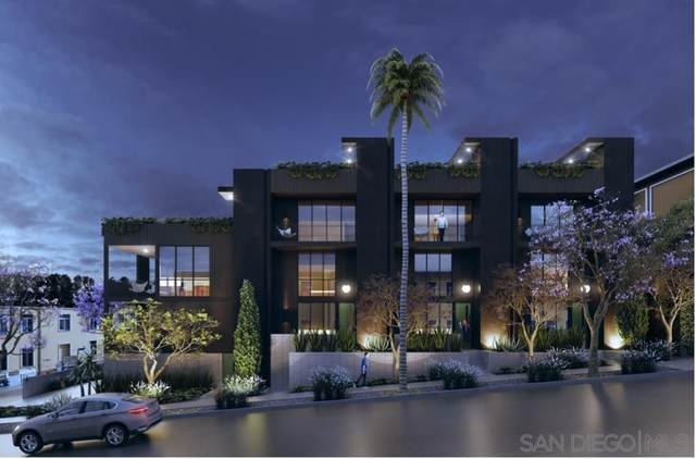 586 W Laurel St, San Diego, CA 92101 (#200003939) :: Dannecker & Associates