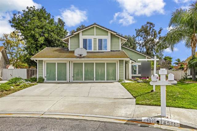 4515 Glenview Dr, Oceanside, CA 92057 (#200012757) :: Neuman & Neuman Real Estate Inc.