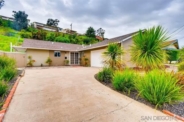 476 La Sombra Dr, El Cajon, CA 92020 (#200013269) :: Neuman & Neuman Real Estate Inc.