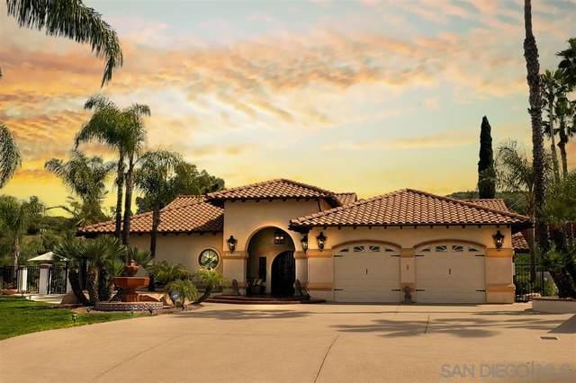 12386 Single Oak Pl, Lakeside, CA 92040 (#200013452) :: Neuman & Neuman Real Estate Inc.
