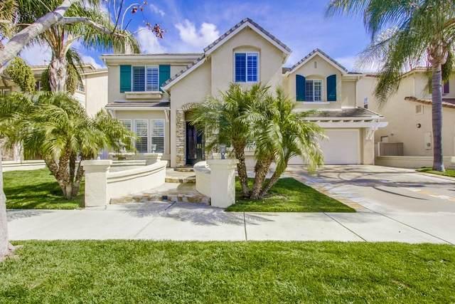 9821 Falcon Bluff St, San Diego, CA 92127 (#200013984) :: The Stein Group