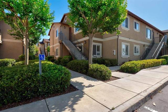 9728 Marilla Dr #615, Lakeside, CA 92040 (#200014340) :: Keller Williams - Triolo Realty Group