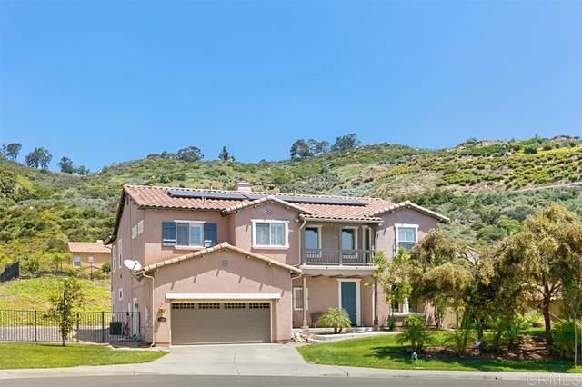 2640 Ponderosa, Escondido, CA 92027 (#200015010) :: Neuman & Neuman Real Estate Inc.