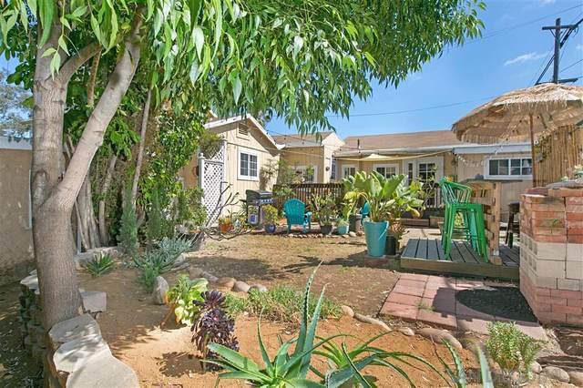 3022 Quince St, San Diego, CA 92104 (#200022437) :: Neuman & Neuman Real Estate Inc.