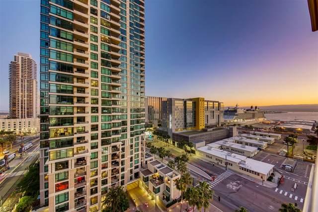1205 Pacific Hwy #1305, San Diego, CA 92101 (#200023445) :: Keller Williams - Triolo Realty Group