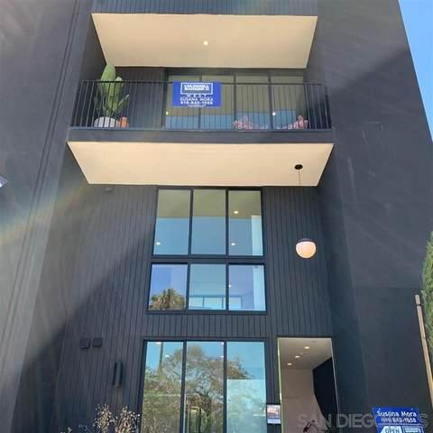 586 W Laurel #3, San Diego, CA 92101 (#200026136) :: Dannecker & Associates