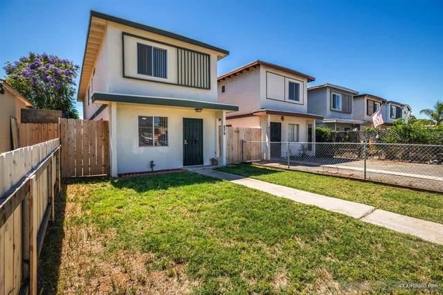 426 Sacramento Ave, Spring Valley, CA 91977 (#200026677) :: Neuman & Neuman Real Estate Inc.
