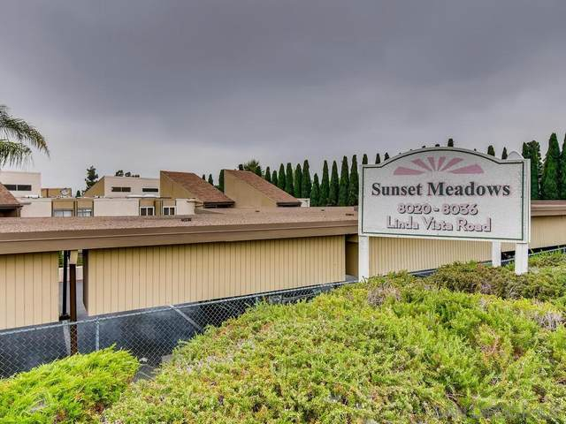 8036 Linda Vista Road #2, San Diego, CA 92111 (#200030924) :: Whissel Realty