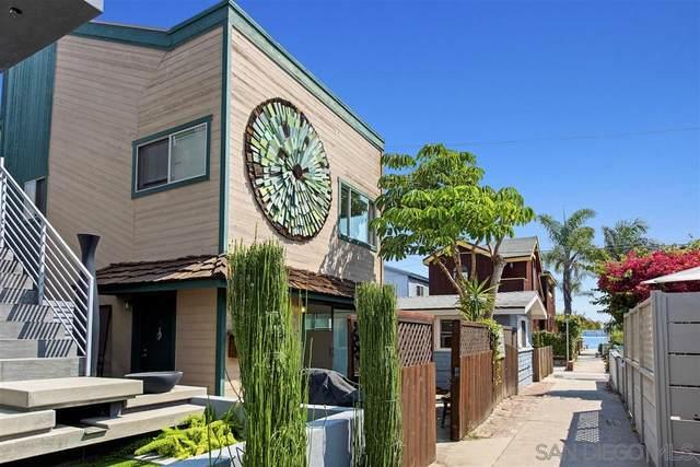 822 Seagirt Court, San Diego, CA 92109 (#200035184) :: Neuman & Neuman Real Estate Inc.