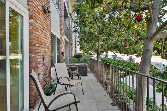 540 Hawthorn St 1A, San Diego, CA 92101 (#200036255) :: Neuman & Neuman Real Estate Inc.