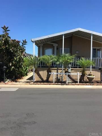 1010 E Bobier Drive #84, Vista, CA 92084 (#200036419) :: SunLux Real Estate