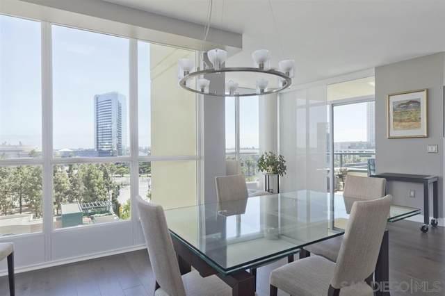 555 Front St #704, San Diego, CA 92101 (#200038238) :: Neuman & Neuman Real Estate Inc.