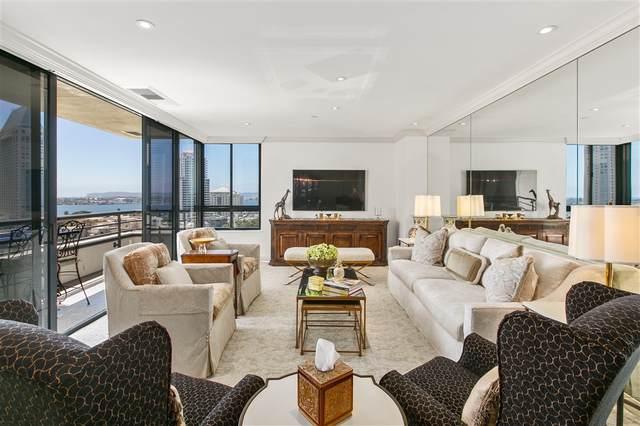 700 Front #1004, San Diego, CA 92101 (#200038250) :: Neuman & Neuman Real Estate Inc.