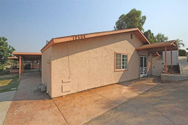 12504 Jackson Hill Ln, El Cajon, CA 92021 (#200040196) :: Tony J. Molina Real Estate