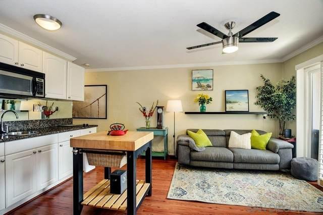 1021 Scott St. #205, San Diego, CA 92106 (#200043203) :: San Diego Area Homes for Sale