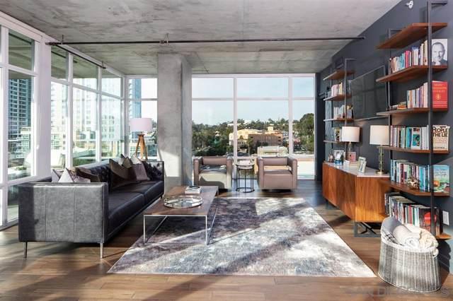 1080 Park Blvd #801, San Diego, CA 92101 (#200044273) :: SunLux Real Estate