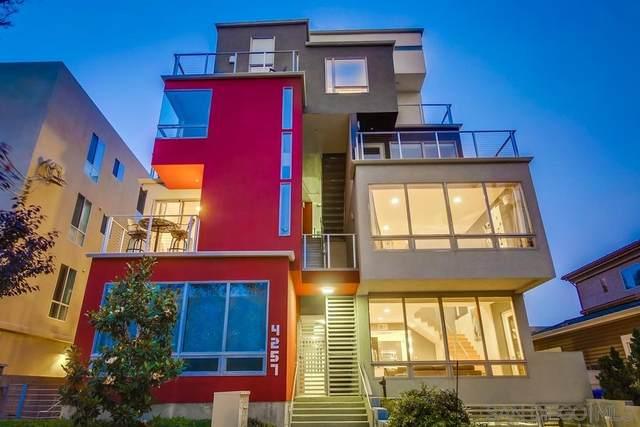 4257 3rd Ave #5, San Diego, CA 92103 (#200045087) :: Neuman & Neuman Real Estate Inc.