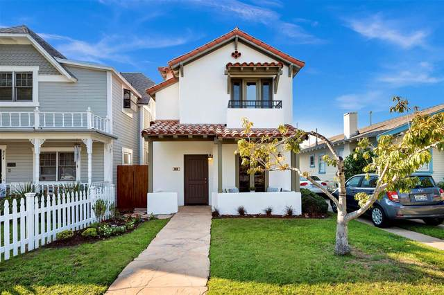 912 H Avenue, Coronado, CA 92118 (#200047373) :: Neuman & Neuman Real Estate Inc.