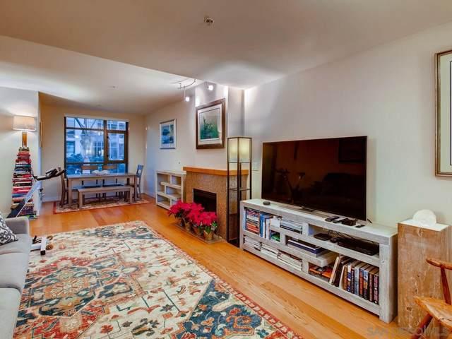 700 W E St #516, San Diego, CA 92101 (#200054493) :: Neuman & Neuman Real Estate Inc.