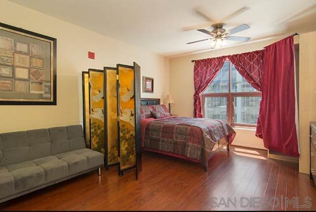 1150 J Street #723, San Diego, CA 92101 (#210000537) :: Dannecker & Associates