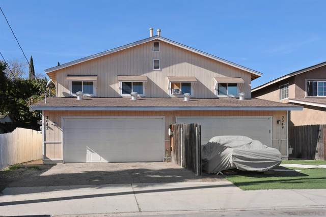 3042-3044 Central Ave, Spring Valley, CA 91977 (#210000995) :: Carrie Filla & Associates