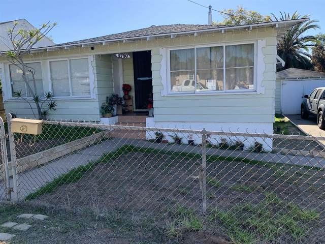 2750 Chaffee St, National City, CA 91950 (#210001058) :: PURE Real Estate Group