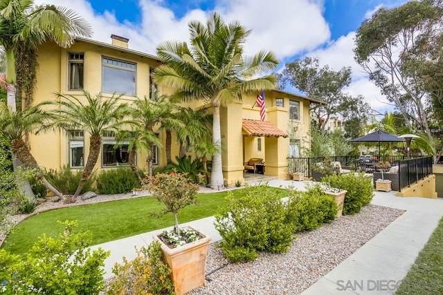 3629 Front Street, San Diego, CA 92103 (#210001336) :: Dannecker & Associates
