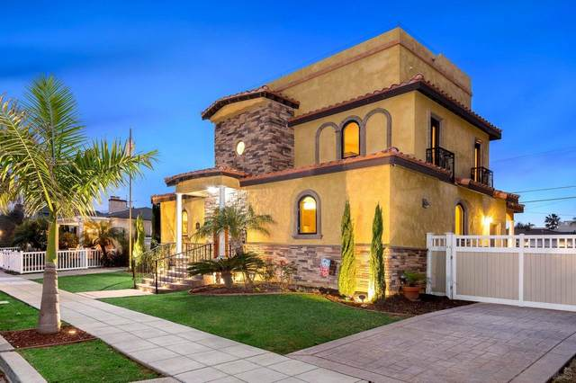 3646 Promontory, San Diego, CA 92109 (#210001844) :: Wannebo Real Estate Group