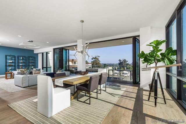 2604 5th Ave #802, San Diego, CA 92103 (#210002647) :: Neuman & Neuman Real Estate Inc.