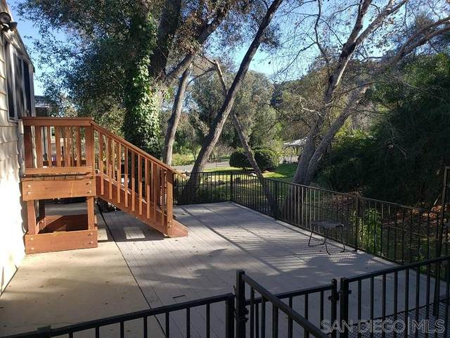 3909 Reche Rd. #151, Fallbrook, CA 92028 (#210003471) :: Wannebo Real Estate Group
