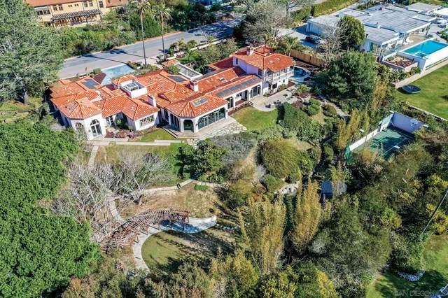 9660 Black Gold Road, La Jolla, CA 92037 (#210004143) :: Wannebo Real Estate Group