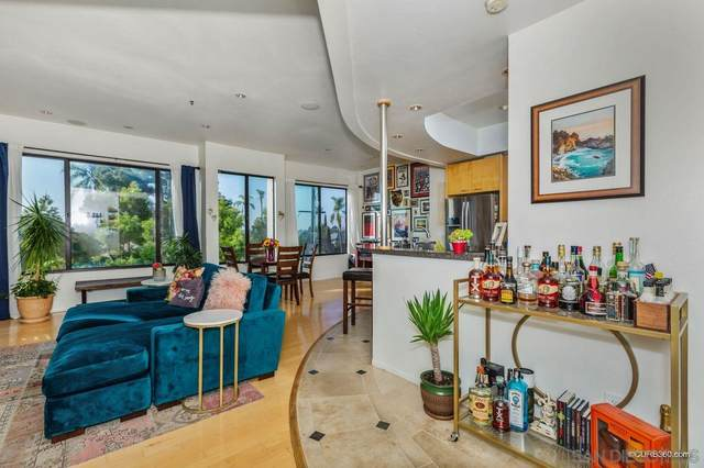 235 Quince St #401, San Diego, CA 92103 (#210004471) :: PURE Real Estate Group