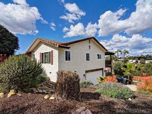 252 Vista Grande Gln, Escondido, CA 92025 (#210008639) :: Wannebo Real Estate Group