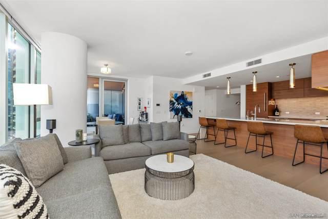 888 W E Street #1706, San Diego, CA 92101 (#210022022) :: Neuman & Neuman Real Estate Inc.