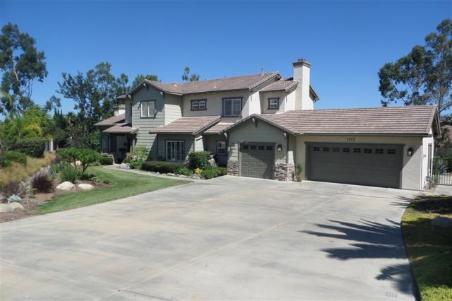 1312 Meredith  Road, Fallbrook, CA 92028 (#180052258) :: Whissel Realty