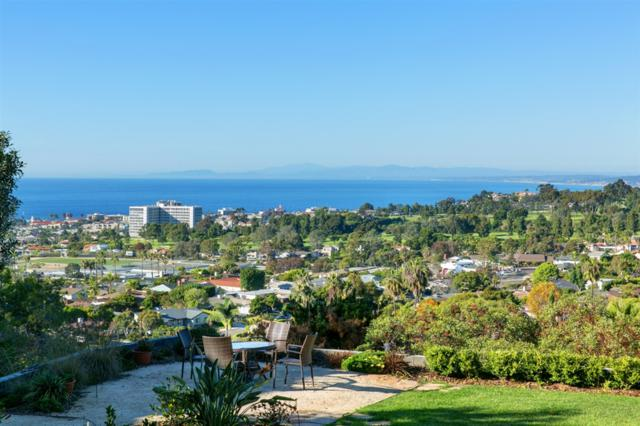 1106 Muirlands Dr, La Jolla, CA 92037 (#180056858) :: The Yarbrough Group