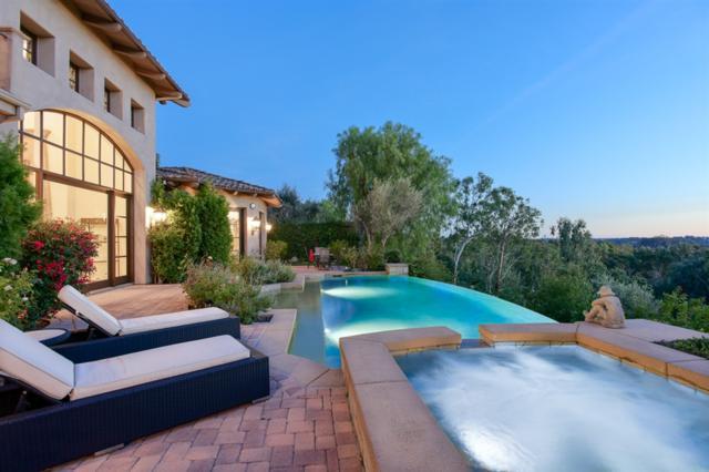 18384 Calle La Serra, Rancho Santa Fe, CA 92091 (#190008762) :: Coldwell Banker Residential Brokerage