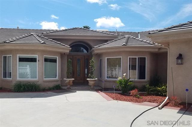 941 Morro Rd, Fallbrook, CA 92028 (#190012665) :: Farland Realty