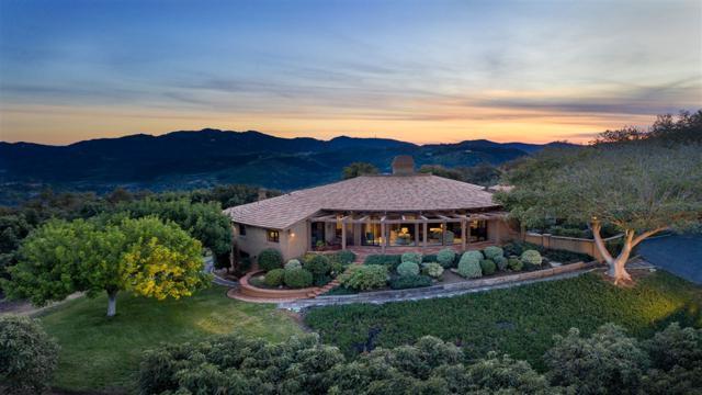 30450 Camino De Las Lomas, Escondido, CA 92026 (#190013812) :: Ascent Real Estate, Inc.