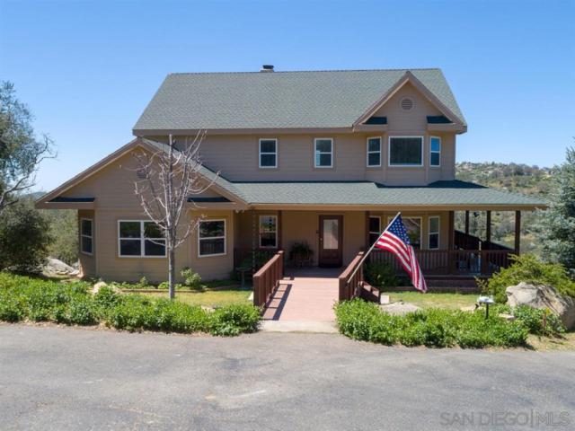 1210 Lakedale Rd, Santa Ysabel, CA 92070 (#190021356) :: Keller Williams - Triolo Realty Group