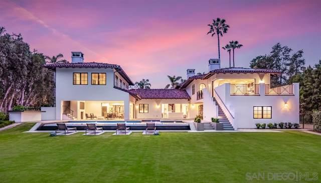 16561 Via Lago Azul, Rancho Santa Fe, CA 92067 (#190034711) :: Neuman & Neuman Real Estate Inc.