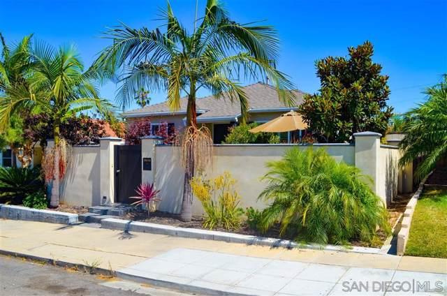 1911 Chatsworth Blvd, San Diego, CA 92107 (#190046082) :: Whissel Realty