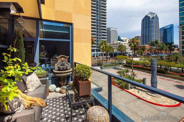 1325 Pacific Hwy #302, San Diego, CA 92101 (#200000991) :: Yarbrough Group