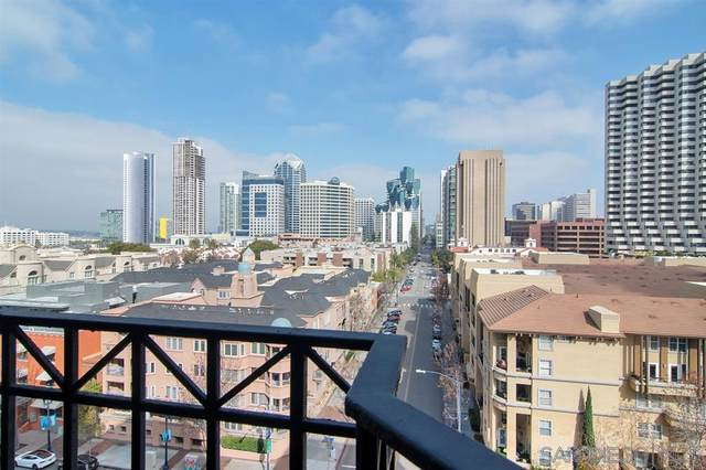 500 W Harbor Dr #1013, San Diego, CA 92101 (#200008957) :: The Stein Group