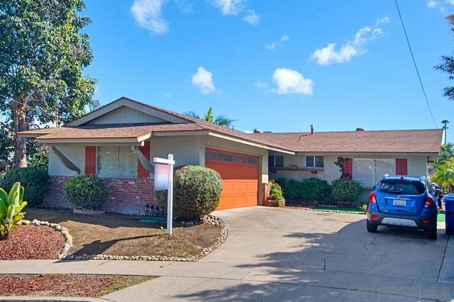 4565 Diane Way, San Diego, CA 92117 (#200015902) :: The Stein Group