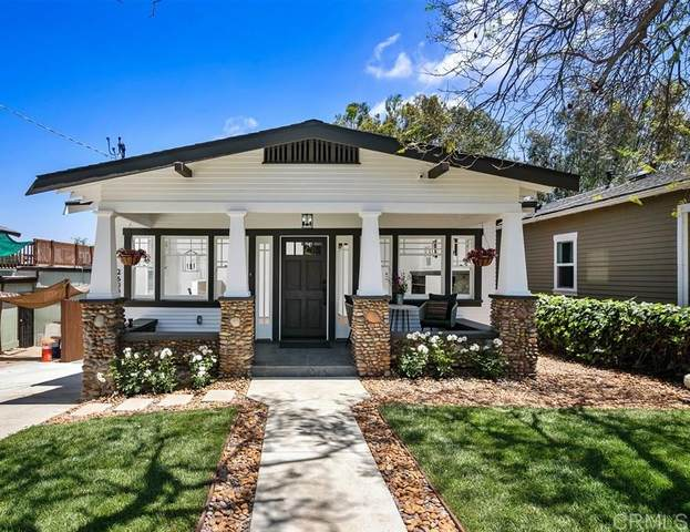 2635 Montclair St, San Diego, CA 92104 (#200022232) :: Keller Williams - Triolo Realty Group